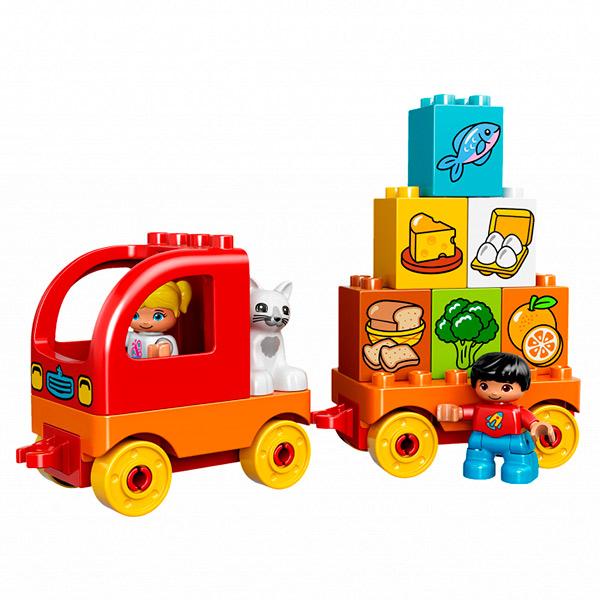 Лего Дупло 10818 Конструктор Мой первый грузовик