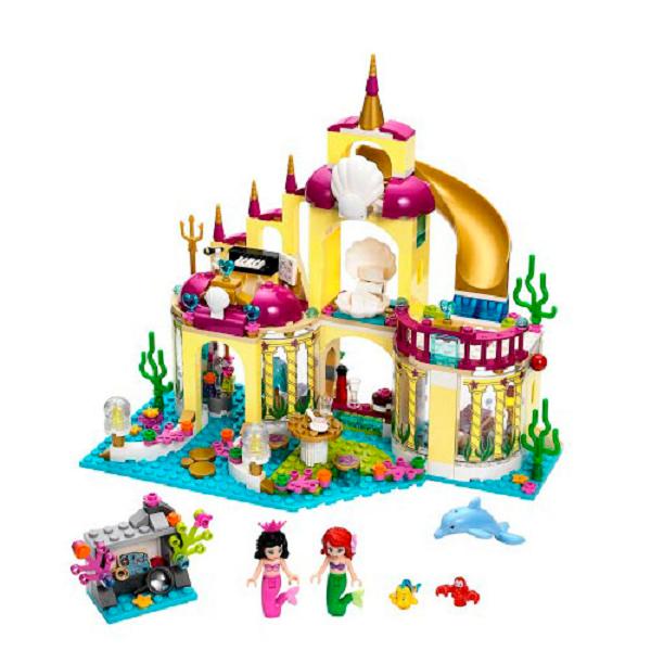 Lego Disney Princess 41063 Конструктор Лего Принцессы Дисней Подводный дворец Ариэль