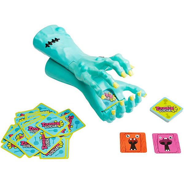 Mattel Games GFG17 Игра настольная Зомби-рука
