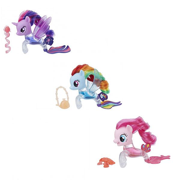 Hasbro My Little Pony E0188 Подводные ПОНИ-Подружки игровой набор hasbro mlp пони модницы с артикуляцией в ассортименте my little pony