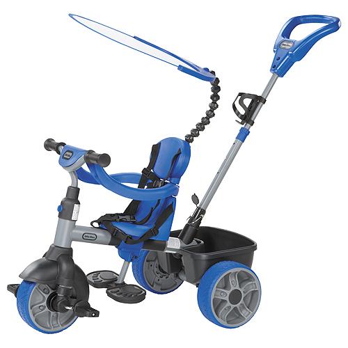 Little Tikes 634314 Литл Тайкс Велосипед 4 в 1, синий