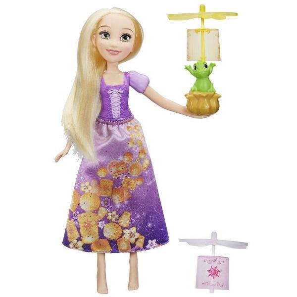 Hasbro Disney Princess C1291 Принцесса Дисней Рапунцель и фонарики игрушка hasbro disney princess кукла принцесса дисней рапунцель и фонарики