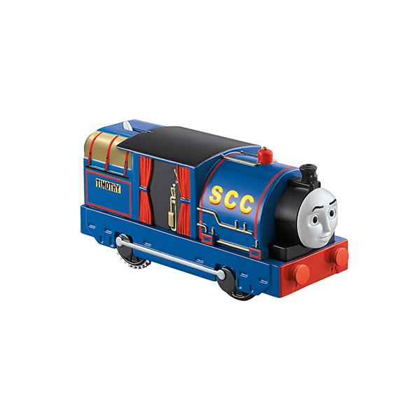 Mattel Thomas & Friends CKW34 Томас и друзья Паровозик Тимоти с автоматическим механизмом