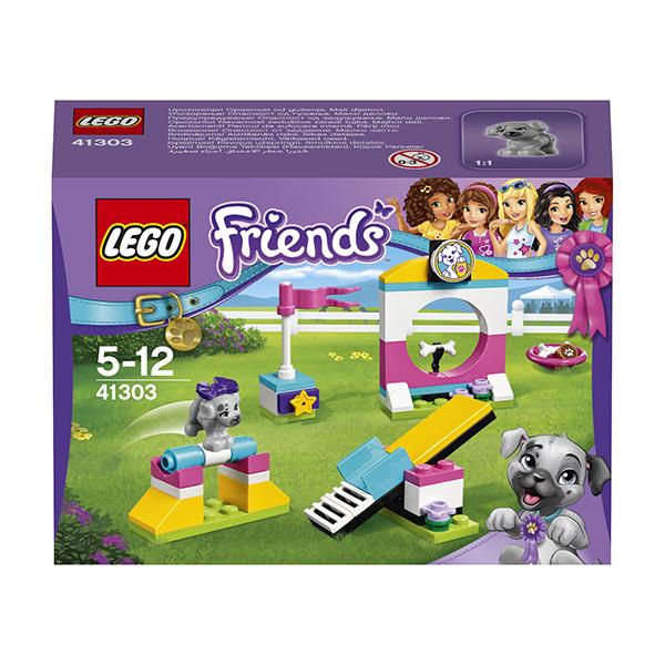 Lego Friends 41303 Лего Подружки Выставка щенков: Игровая площадка