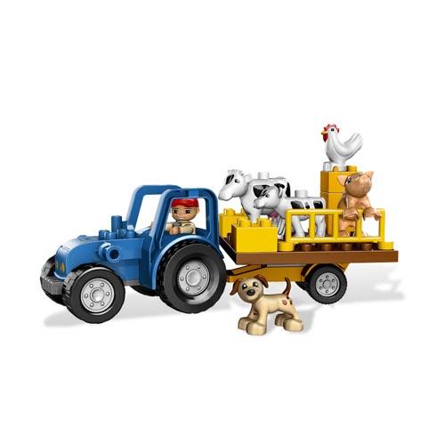 Лего Дупло 5649 Крупная ферма