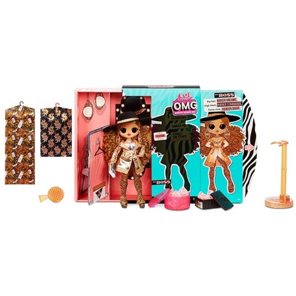 L.O.L. Surprise 567219 Кукла OMG 3 серия-Da Boss
