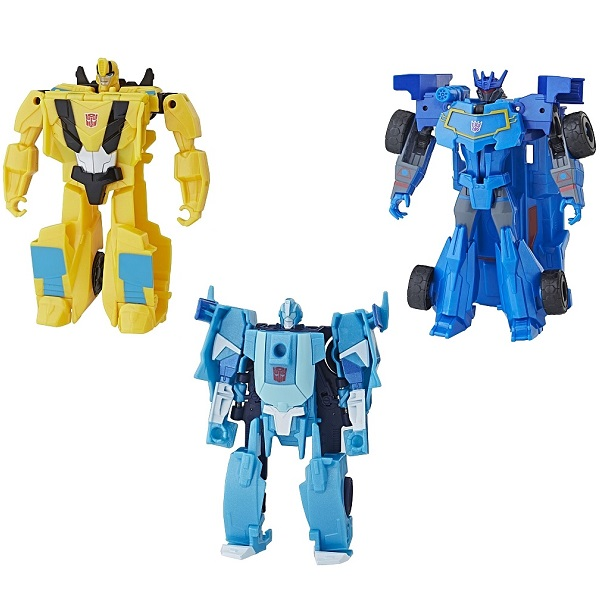Hasbro Transformers E3522 Трансформер Кибервсел Уан Степ (в ассортименте) трансформер кибервсел уан степ transformers e3522
