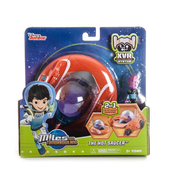 Игрушка Miles 86211 Майлз Летающая тарелка