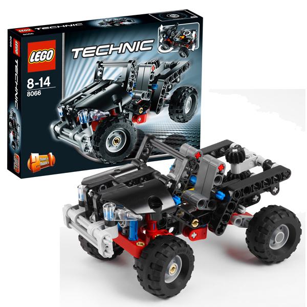 Лего Техник 8066 Внедорожник