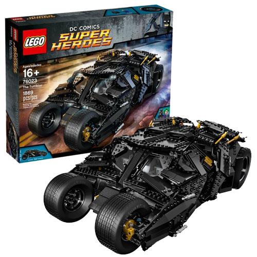 Lego Super Heroes 76023 Конструктор Лего Супер Герои Тумблер