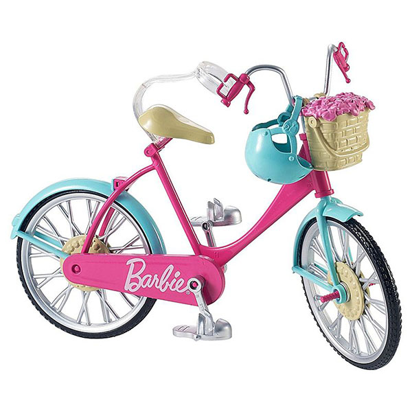 Mattel Barbie DVX55 Барби Велосипед mattel barbie dmb28 барби сестра barbie с питомцем