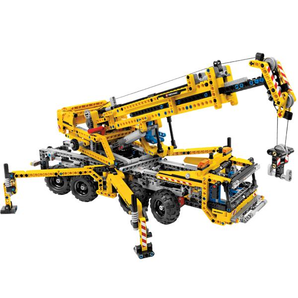 Lego Technic 8053 Конструктор Передвижной кран