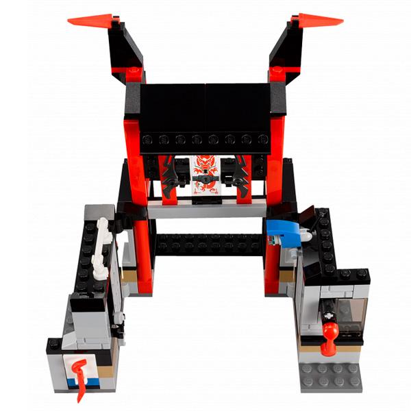 Lego Ninjago 70591 Конструктор Лего Ниндзяго Побег из тюрьмы Криптариум