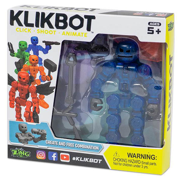 Stikbot TST1600 Фигурка Klikbot