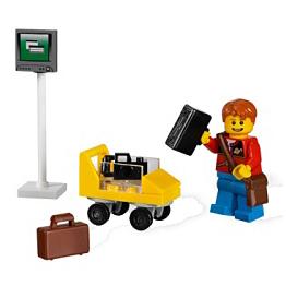 Lego City 7567 Конструктор Лего Город Путешественник