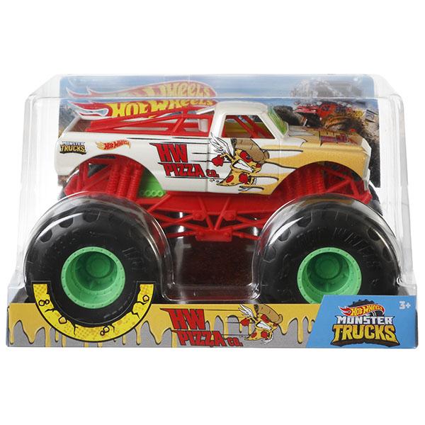 Mattel Hot Wheels GBV37 Хот Вилс Монстр трак 1:33 цена