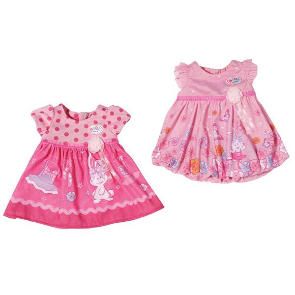 Zapf Creation Baby born 822-111 Бэби Борн Одежда Платья (в ассортименте) платья trendy tummy платье