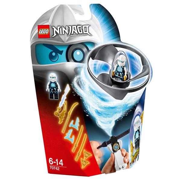 Lego Ninjago 70742 Конструктор Лего Ниндзяго Флайер Зейна