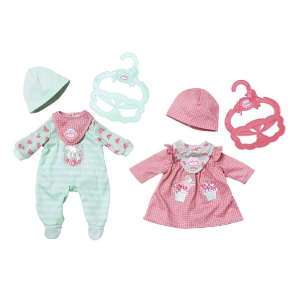 Zapf Creation my first Baby Annabell 700-587 Бэби Аннабель Одежда для куклы 36 см zapf creation baby annabell 700 198 бэби аннабель одежда для теплых деньков