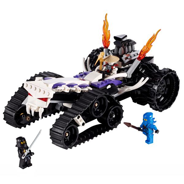 Lego Ninjago 2263 Конструктор Лего Ниндзяго Турбо Шредер