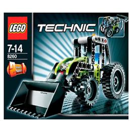 Lego Technic 8260 Конструктор Трактор
