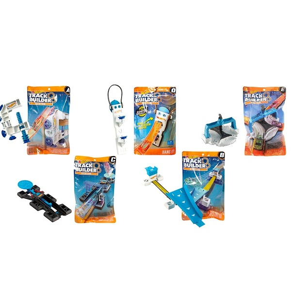 Mattel Hot Wheels DLF01 Хот Вилс Доп. блоки для конструктора трасс (в ассортименте)