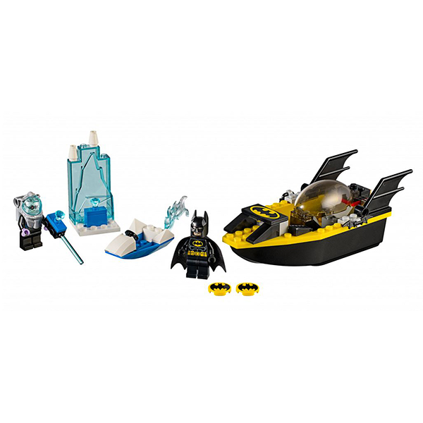 Lego Juniors 10737 Конструктор Лего Джуниорс Бэтмен против Мистера Фриза