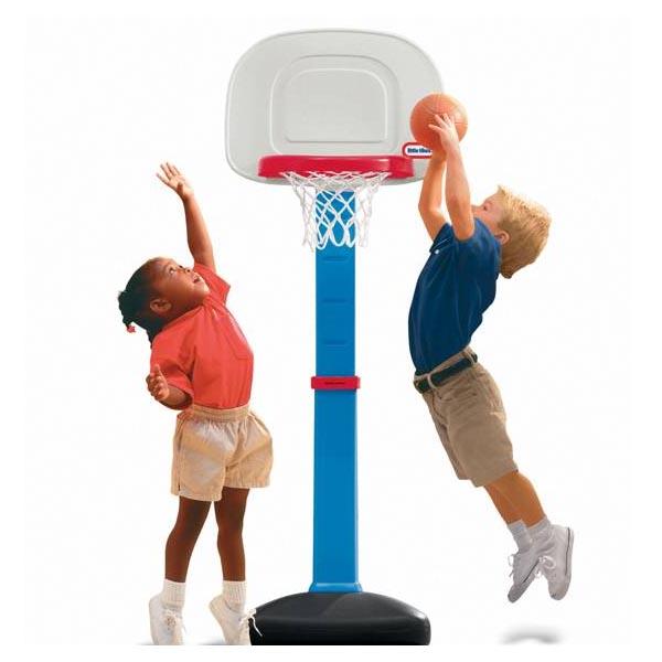 Little Tikes 612329 Литл Тайкс Баскетбольный щит раздвижной, 76-122 см