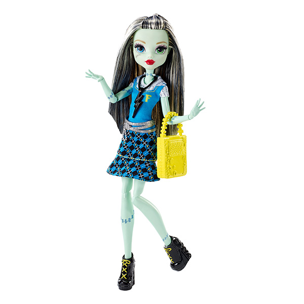 Mattel Monster High DNW99 Кукла Фрэнки Штейн цена 2017