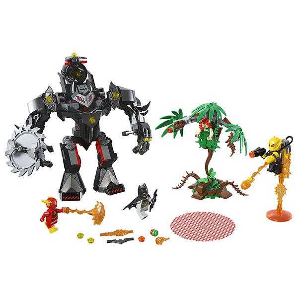 все цены на Lego Super Heroes 76117 Конструктор Лего Супер Герои Робот Бэтмена против робота Ядовитого Плюща