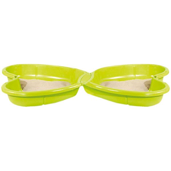 цена Smoby 310143 Песочница-бассейн бабочка онлайн в 2017 году