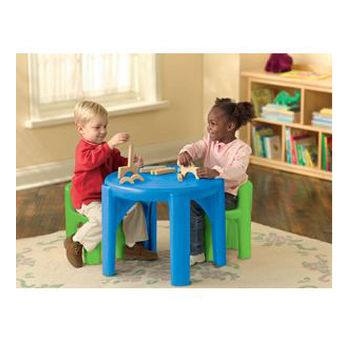 Little Tikes 621048 Литл Тайкс Столик с двумя стульями