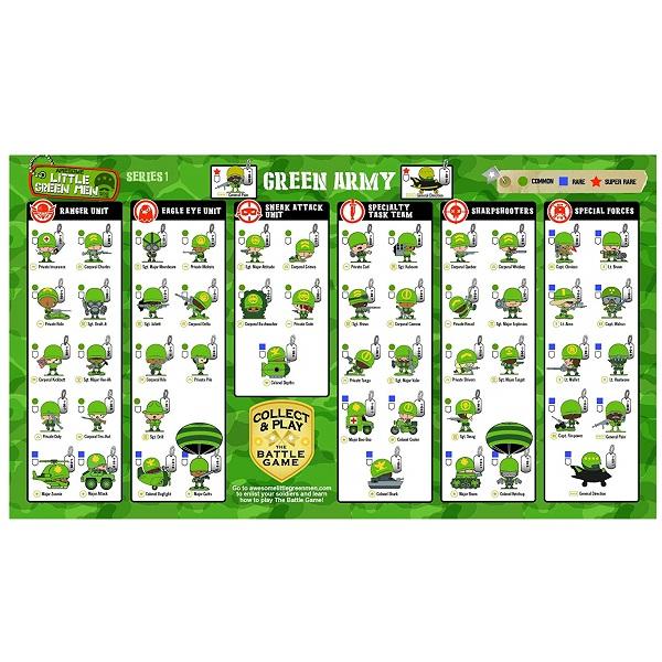 ALGM 547440 Awesome Little Green Men Фигурка
