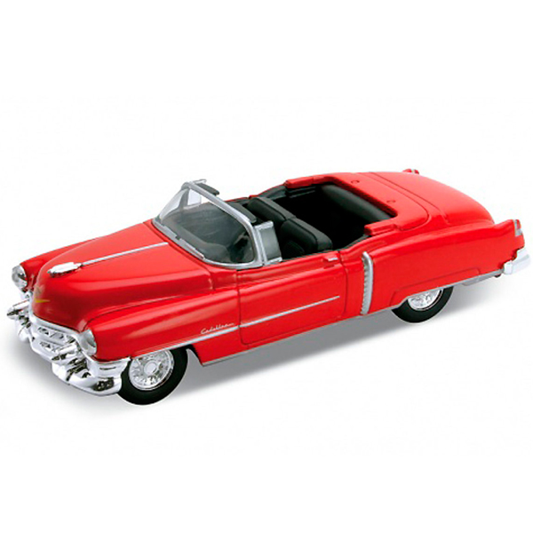Welly 42356C Велли Модель машины 1:34-39 1953 CADILLAC ELDORADO (CONVERTIBLE) автомобиль welly nissan gtr 1 34 39 белый 43632