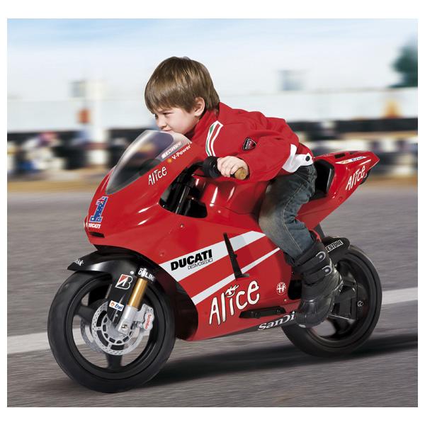 Детский электромобиль Peg-Perego MC0009 Ducati GP