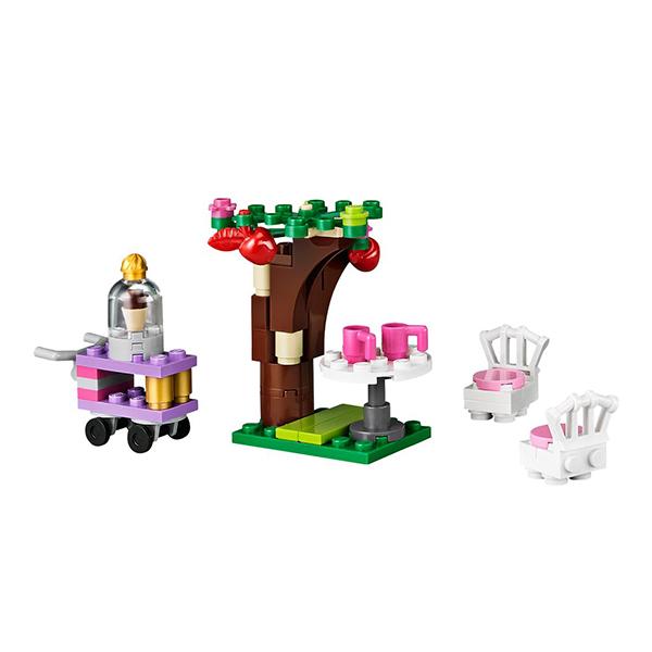 LEGO Disney Princess 41055 Конструктор ЛЕГО Принцессы Дисней Золушка на балу в Королевском Замке