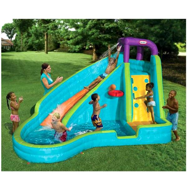 Little Tikes 621437 Литл Тайкс Надувной центр с мини-бассейном