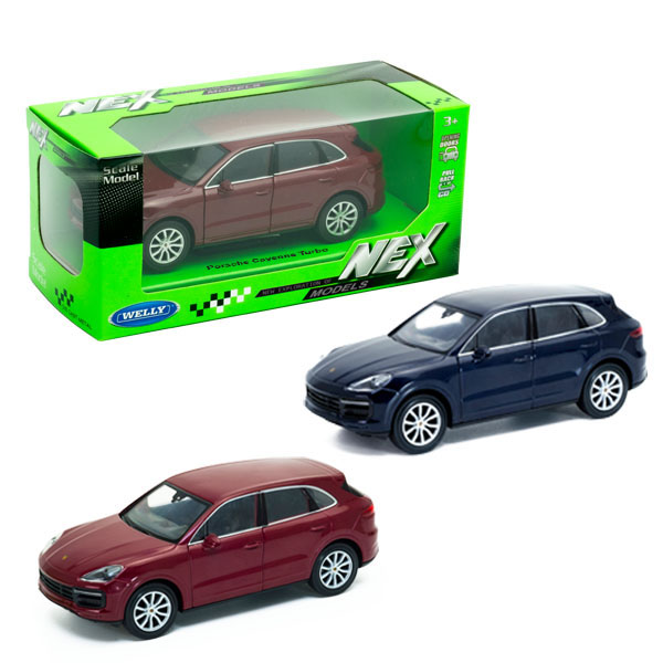 Welly 39895 Велли Модель машины 1:32 Porsche Cayenne Turbo welly porsche cayenne turbo