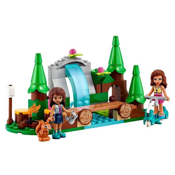 LEGO Friends 41677 Конструктор ЛЕГО Подружки Лесной водопад