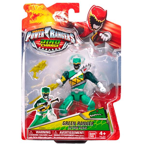 Power Rangers Dino Charge 42200 Пауэр Рейнджерс Подвижная фигурка 12 см (в ассортименте)