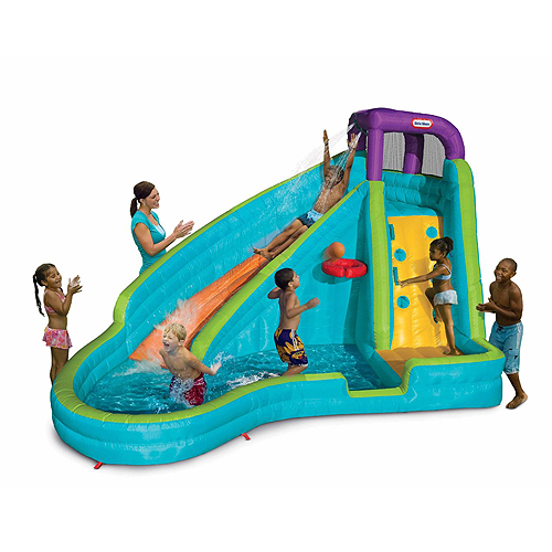 Little Tikes 632914_132 Литл Тайкс Надувной центр с мини-бассейном