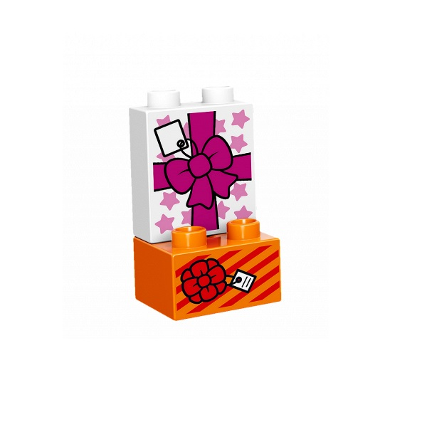 LEGO DUPLO 10597 Конструктор ЛЕГО ДУПЛО День рождения с Микки и Минни