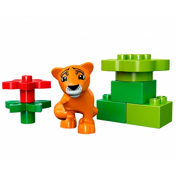 Lego Duplo 10801 Конструктор Вокруг света: малыши