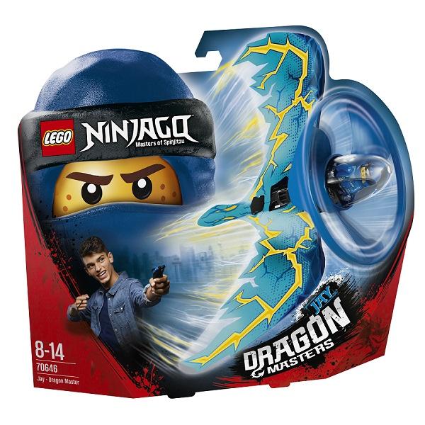 Lego Ninjago 70646 Конструктор Лего Ниндзяго Мастер дракона