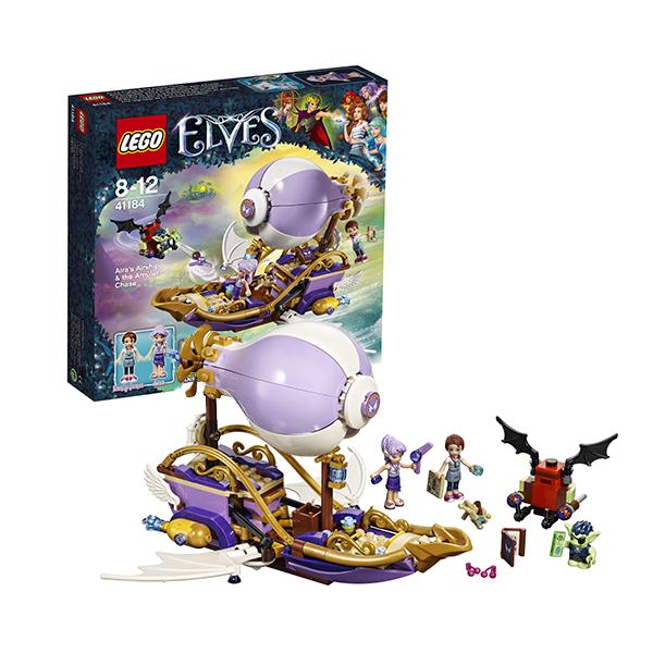 Lego Elves 41184 Лего Эльфы Погоня за амулетом lego 8 lego elves 41077 лего эльфы летающие сани эйры