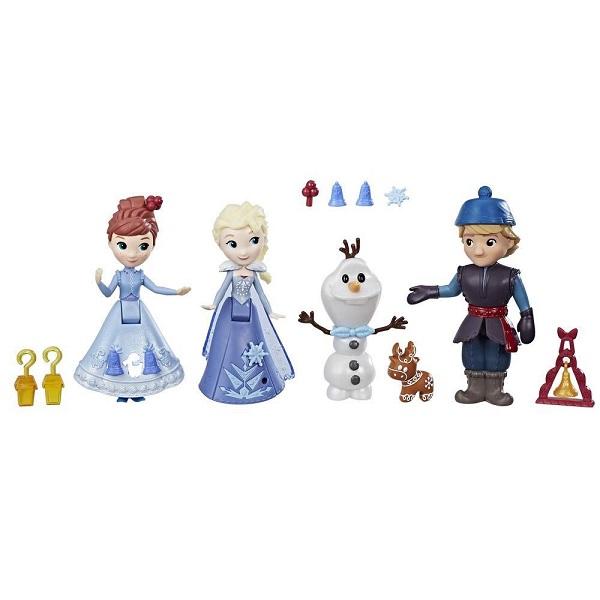 Hasbro Disney Princess C1921 Игровой Набор Холодное Сердце герои фильма disney princess эльза холодное сердце принцессы дисней