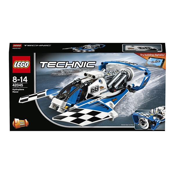 Лего Техник 42045 Гоночный гидроплан