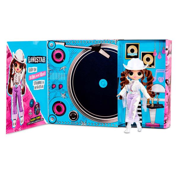 L.O.L. Surprise 567233 Кукла L.O.L. OMG Remix-Lonestar