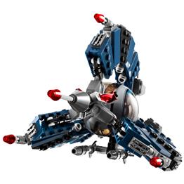 Lego Star Wars 8086 Конструктор Лего Звездные войны Дроид Tri-Fighter