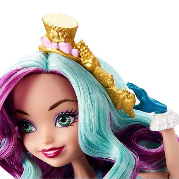 Mattel Ever After High DVJ19 Отважные принцессы Маделин Хаттер